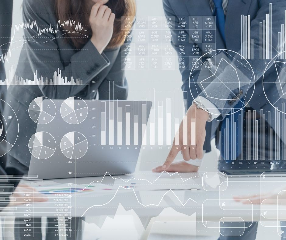 Analytics Dashboard by Consulitex